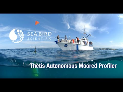 Thetis Autonomous Moored Profiler in Action