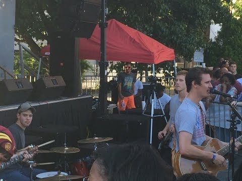 Tyler Helms Band live w/ The Wailers at Ham's Summer Bash