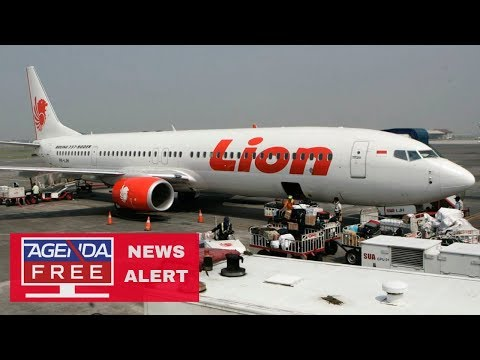 Indonesian Plane Crashes, 188 Missing - LIVE COVERAGE