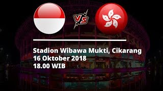Live Streaming RCTI Laga Uji Coba, Timnas Indonesia Vs Hong Kong, Selasa Pukul 18.00 WIB