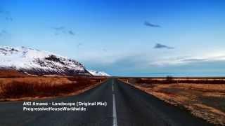 AKI Amano - Landscape (Original Mix)[PHW149]