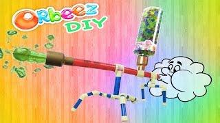 Orbeez Homemade Gun (DIY)