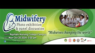 preview picture of video 'Midwifery Photo Exhibition and Panel Discussion, 20 October 2014, Rajshahi, Bangladesh'