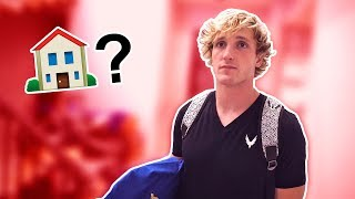 SHOULD WE LET LOGAN MOVE IN?! (Big decision)