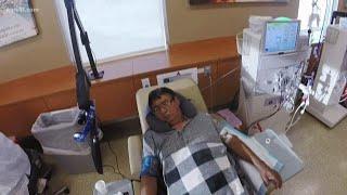 KARE 11 Investigates: Veteran wins transplant battle