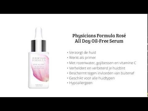 Physicians Formula Physicians Formula Rosé All Day Oil-Free Serum Rosé