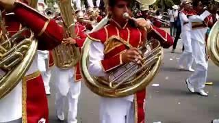 Banda marcial Castro Alves- Sinfonia africana