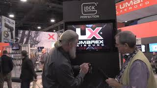 SHOT Show 2018 – Umarex Co2 Glock Replica Pistol