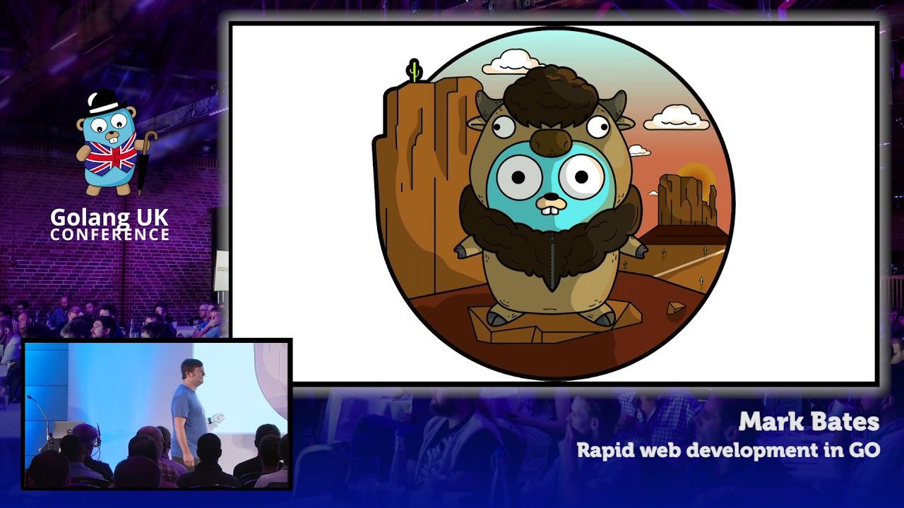 Buffalo: Rapid Web Development in Go