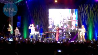 LET ME DOWN EASY (Sheppard | Bombs Away Tour | Live In Manila 2015)