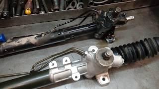 Рулевая рейка от Cherry Amulet  на VW Passat B4
