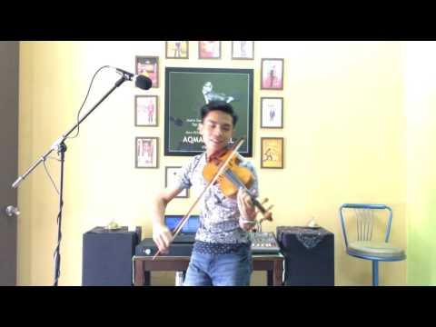 Aqmal Daniel - Aishah (Violin Cover)