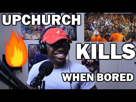 "Upchurch - ""CHEATHAM"", YZ, & Rap Demon Rap Devil Remix Music Video"