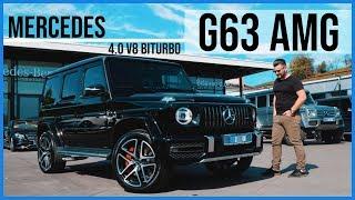 TEST NOVI Mercedes G63 AMG 2018///4.0l V8 BiTurbo 585KS
