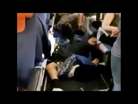 Δεκάδες τραυματίες από αναταράξεις σε πτήση της Aeroflot
