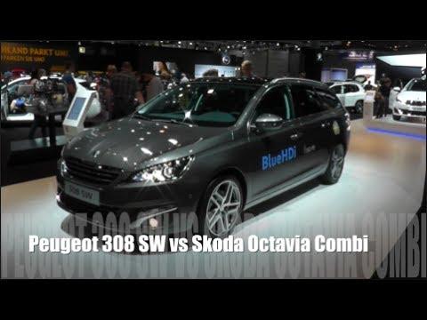 Peugeot 308 Sw Универсал класса C - тест-драйв 5