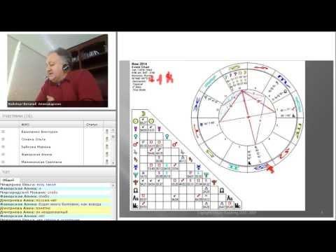 Школа астрологии жребии