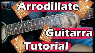 Como tocar - Arrodillate - Ariel Camacho - Guitarra Tutorial - (Full HD)