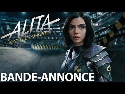 Alita : Battle Angel | Nouvelle Bande-Annonce Officielle | VF HD | 2019