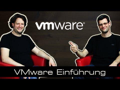 VMware Tutorial 01 Einführung [deutsch]