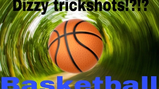 Dizzy Basketball Trick Shots | Skilled Stooges