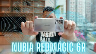 ZTE nubia Red Magic 6R Unboxing & Hands-On: Compact Gaming Phone With Shoulder Triggers