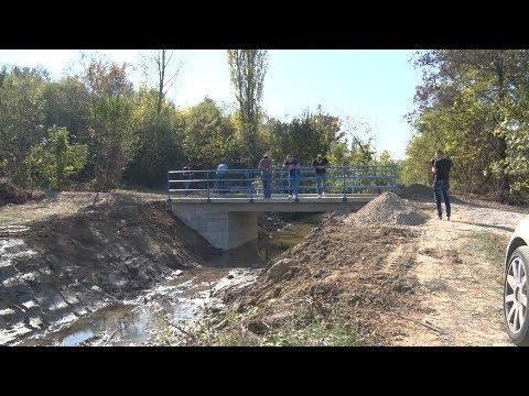 Završen još jedan most u Grabovcu