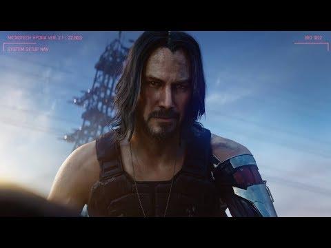 Cyberpunk 2077 | ТРЕЙЛЕР (на русском) | E3 2019