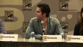 Panel Teen Wolf 2011 - Part 1 (VOSTFR)