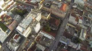 preview picture of video 'Flug über Guatemala City DJI Phantom  GoPro 3 Central America'