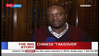 Chinese 'Takeover': Traders decry unfair competition | The Big story | Part 1