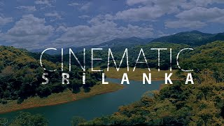 CINEMATIC SRI LANKA • fpv flying •
