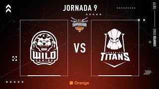 Wild Gaming VS Tenerife Titans E.C.   Jornada 9   Temporada 2018/2019