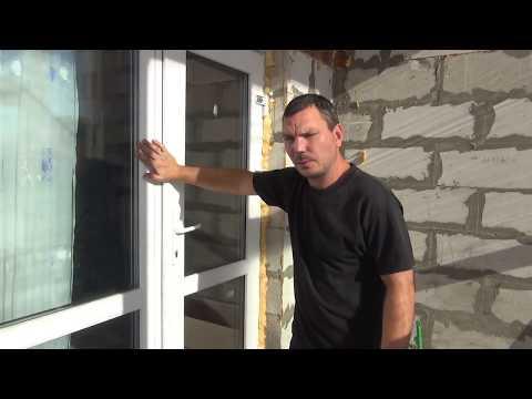 """Как перевести окна в """"Зимний режим"""" 0:44 , своими руками, пластиковые окна"""