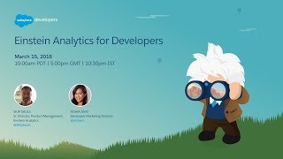 Salesforce Einstein Analytics for Developers