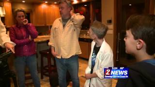 2/18/16 Someone 2 Know: Teenage Inventor Maxwell Loughan - KTVN Channel 2 News
