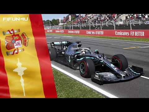 Image: Watch: Lewis Hamilton's unheard Spanish GP radio!