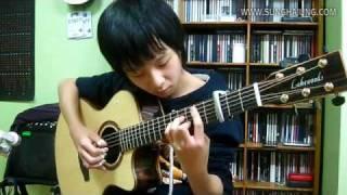 (Queen) Love_of_My_Life - Sungha Jung