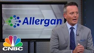 ALLERGAN PLC Allergan CEO: Aesthetic Generation | Mad Money | CNBC