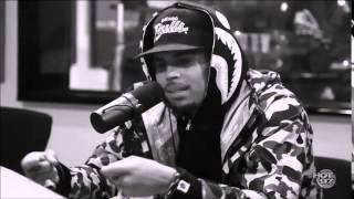 Chris Brown Freestyle on Funk Flex - Only