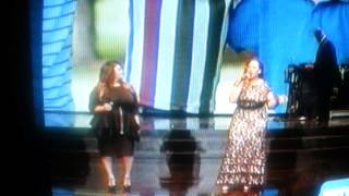365 Black Awards - Kim Burrell & Kierra Sheard Tribute to Al Sharpton