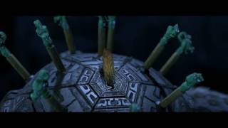 Tai Lung Escapes From Prison | Kung Fu Panda - HD