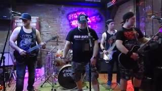 Video NO REMORSE - STRONGER THAN ALL - LIVE MOTO GARAGE CLUB ( Ústí n/