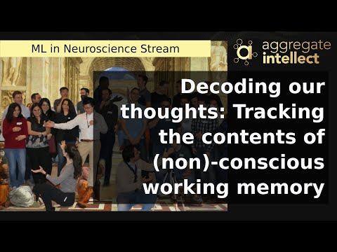 Decoding our thoughts: Tracking the contents of (non)-conscious working memory