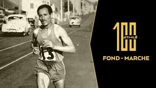 Centenaire de la FFA : Les légendes du fond et de la marche
