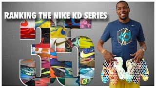 THE BEST NIKE KD BASKETBALL SHOE