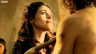 413 - Morgana and Gwaine