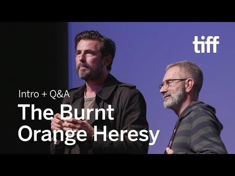 The Burnt Orange Heresy Movie Trailer