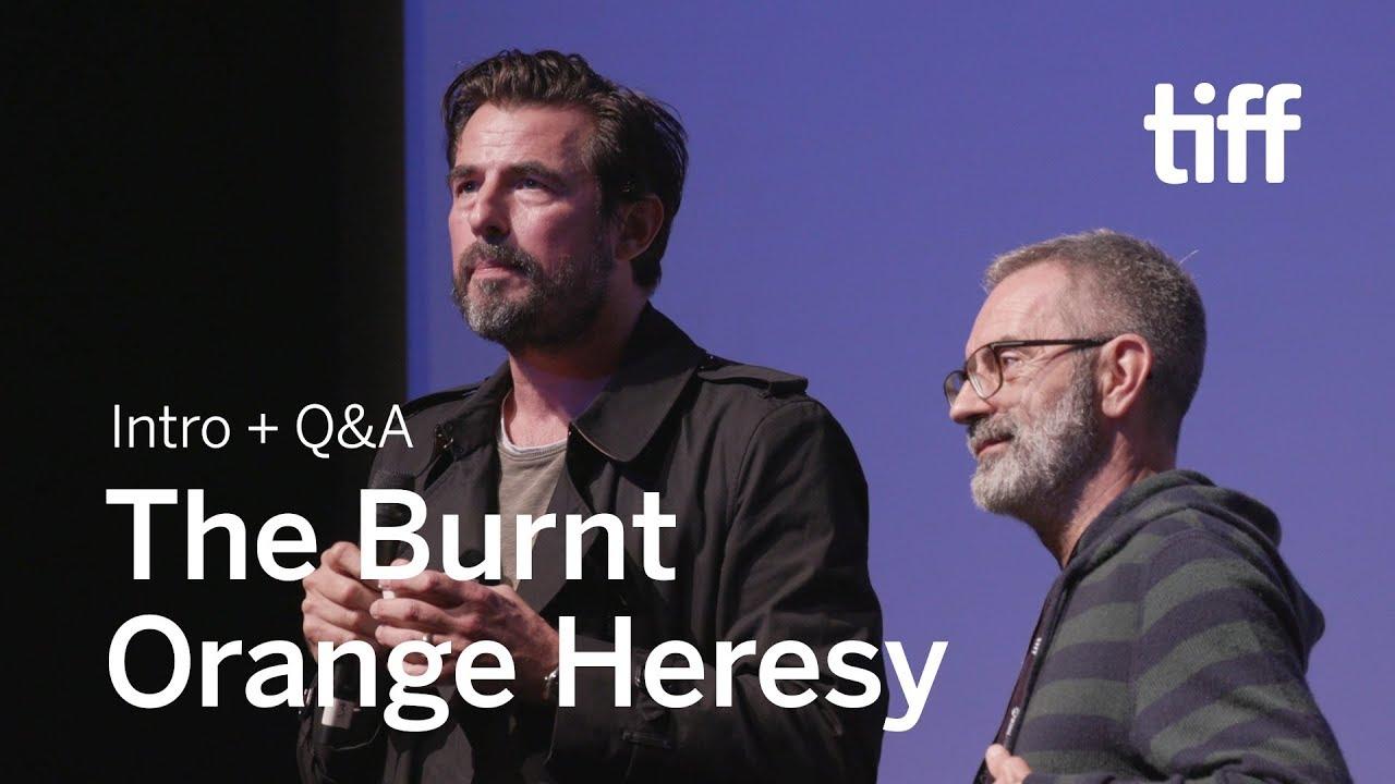 Trailer för The Burnt Orange Heresy
