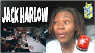 Jack Harlow - WHATS POPPIN [ REACTION ] ( Dir @ColeBennet )